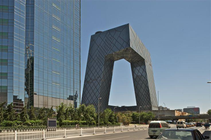 Gallery of CCTV Headquarters / OMA - 12