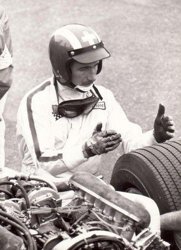 Jo Siffert, Cooper Maserati T81, 1967