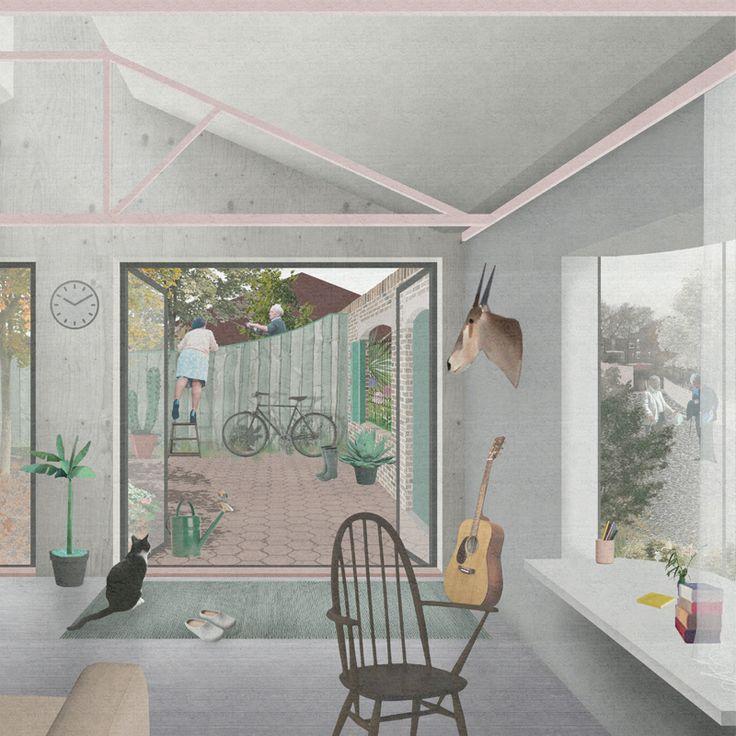Garden Wall Housing - OMMX