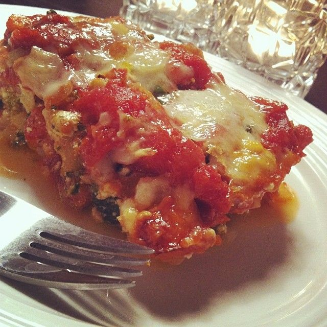 Tonight's dinner: vegetarian lasagna. #simplepleasures #cdncheese #meatlessmonday