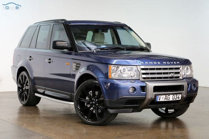 2006 Land Rover Range Rover Sport L320 Super Charged 06MY
