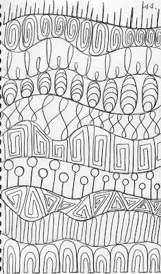 LuAnn Kessi: Sketch Book Designs...