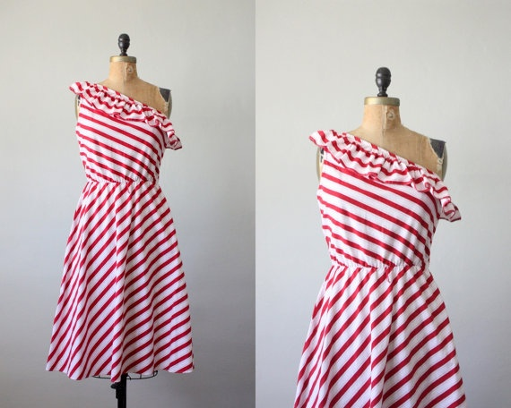 <3Favorite Style, Cranberries Stripes, Stripes Sundresses, 1970S Cranberries, Style N, 1970 S Cranberries, Style Stuff, Vintage Style, Etsy Items