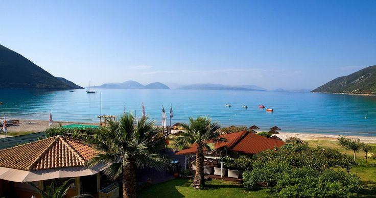 Grand Nefeli | Lefkada Island Greece