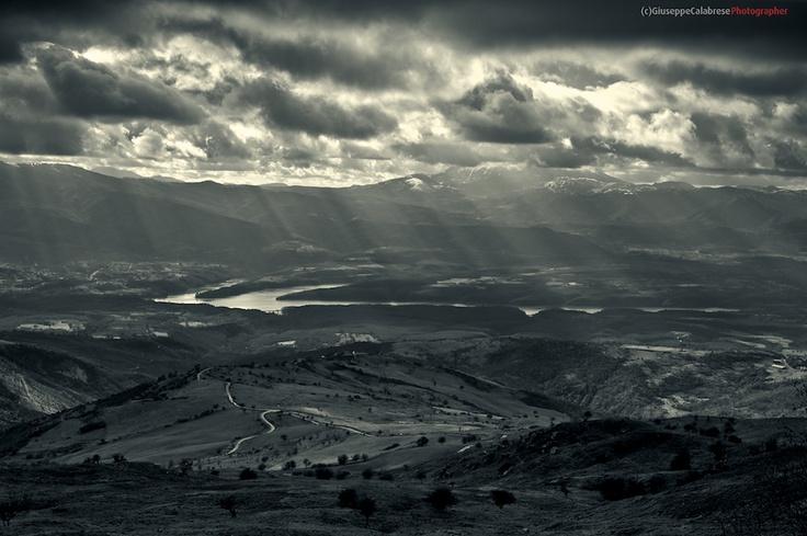 Basilicata  La valle del Pertusillo