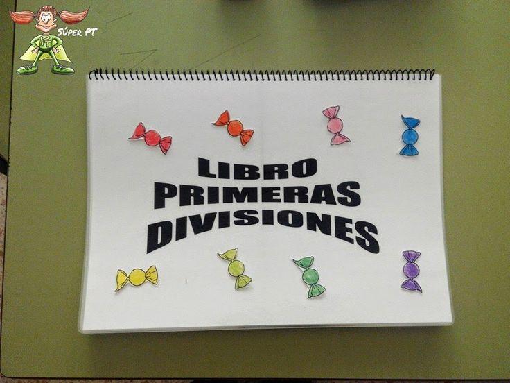 Súper PT: Libro Primeras Divisiones