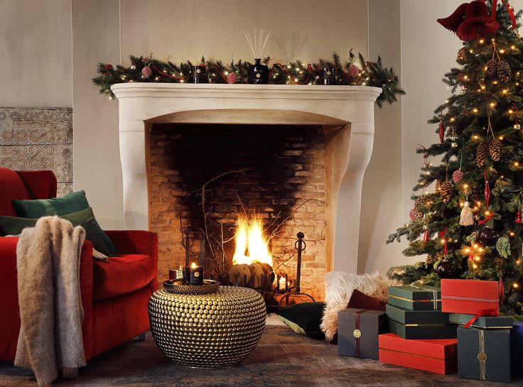 We can't wait for those cozy christmas nights..