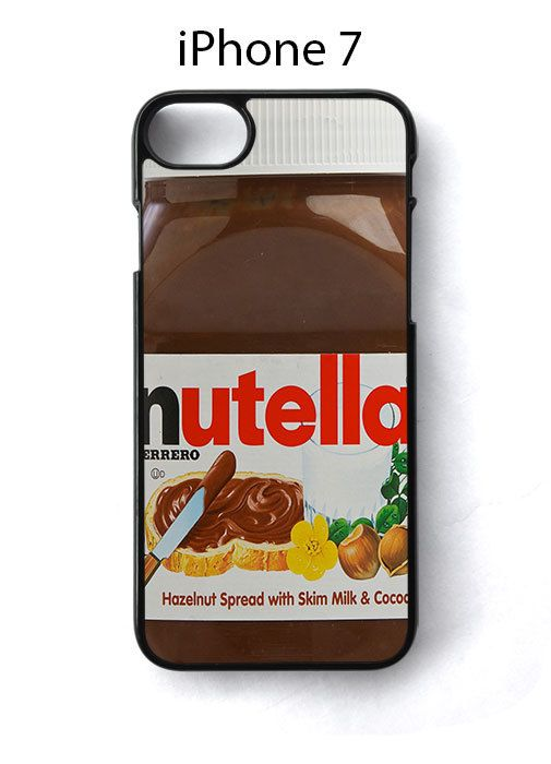 Novelty Nutella Chocolate Spread iPhone 7 Case Cover - Cases, Covers & Skins