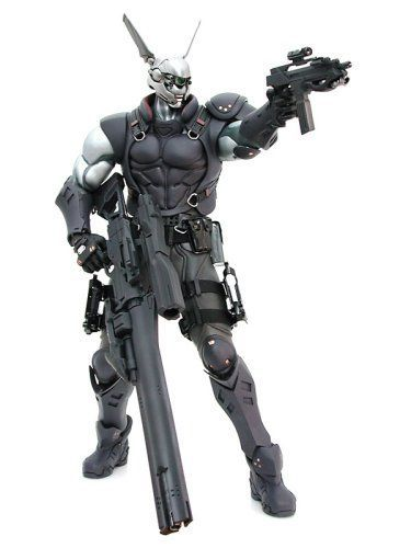 Briareos Hecatonchires from the Appleseed saga