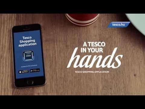 Tesco Shopping App– Launch Commercial - YouTube