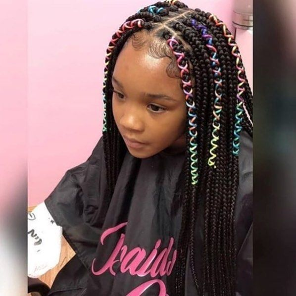 Follow Nigerianhairstyles Braids By Keisha For More