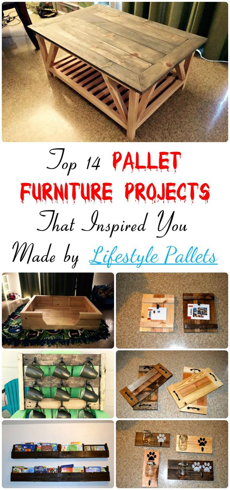 Top 14 Pallet Furniture Projects That Inspired You | 101 Pallet Ideas