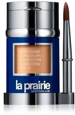#LaPrairie Skin Caviar #Concealer #Foundation #Sunscreen #SPF15 /1 oz. #cosmetics