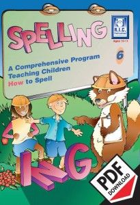 A comprehensive program teaching children how to spell. The aim of the series of blackline masters is to take children back to basics when learning to spell. Each list has been compiled to support this approach with words gleaned from proven contemporary lists used around the English speaking world. These words were chosen to reflect the children's language abilities, interests and experiences. Ebook PDF teacher resource including worksheets.