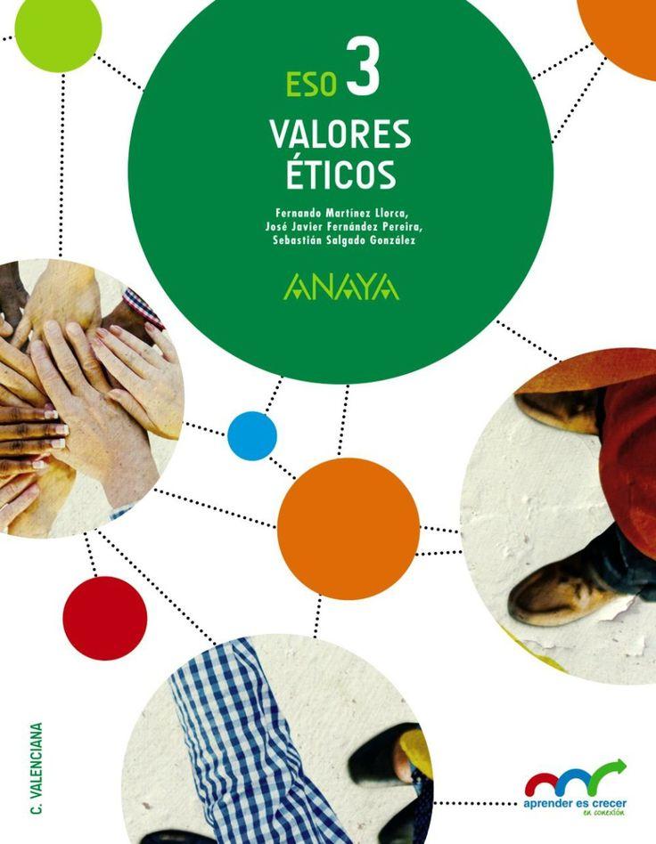 libro-de-texto-valores-eticos-3-eso-anaya-aprender-es-crecer
