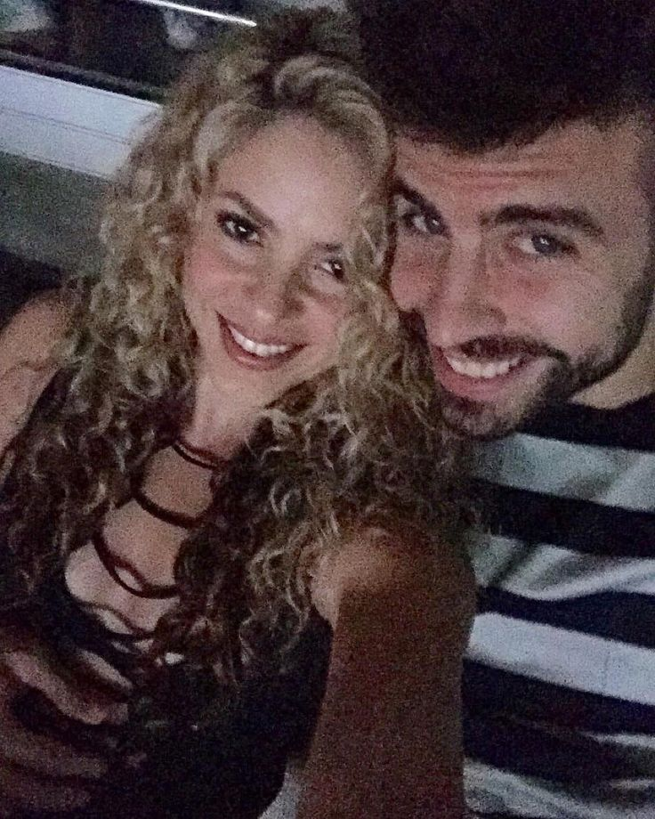 Shakira and her longtime love, FC Barcelona's central defender, Gerard Piqué, had a fun date night on Oct. 5, taking a break from the stage and pitch, respectively, to attend a U2 concert in Barcelona. Shakira shared a cute Instagram photo of the couple snuggling close, grinning from ear to ear.