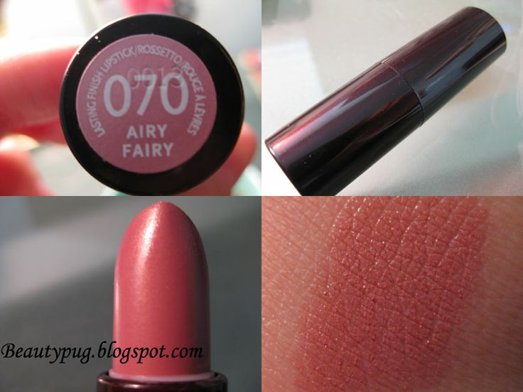 Airy Fairy by Rimmel - Cult Favorite, My lips but better - top rated on make up alley