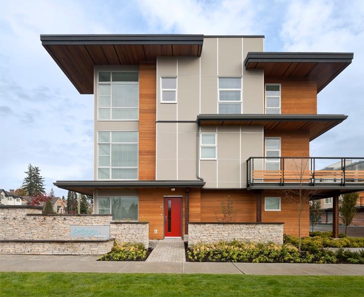 Breeze   West Coast Modern Architecture