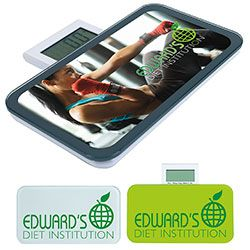 """Norwood - Electronic Portable Scale.  Small and lightweight, its perfect for road warriors or """"Biggest Loser"""" or """"Weight Watchers"""" clubs."""