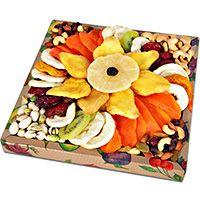 Dried Fruit & Nut Platter (4200)