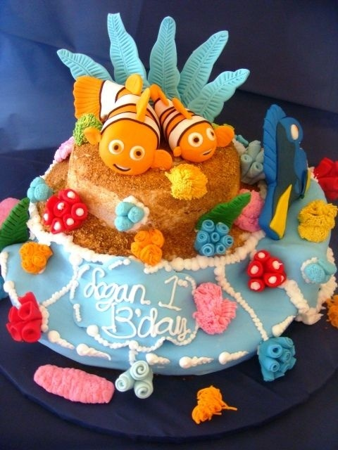 68 best Finding Nemo Party images on Pinterest Finding dory Kid