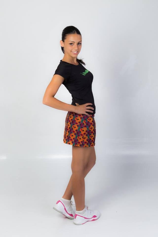 Falda padel - Tenis Modelo Crunch