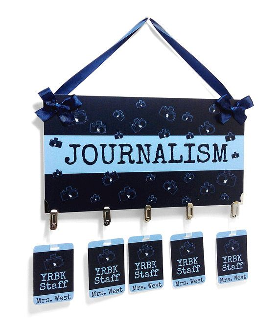 journalism cameras themed teacher classroom passes or by kasefazem