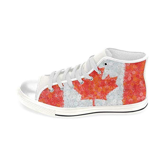4350298518e2e Amazon.com   Fashion Men's High Top Canvas Lace Up Shoes Trainers ...