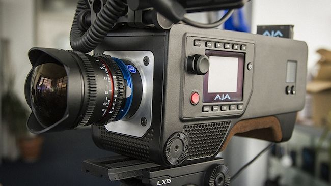 MTF to debut AJA Cion lens adaptors