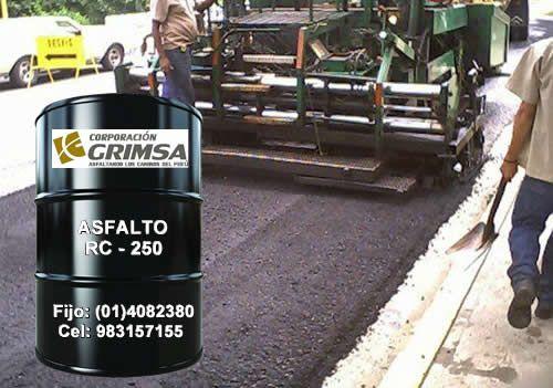 asfalto rc2502