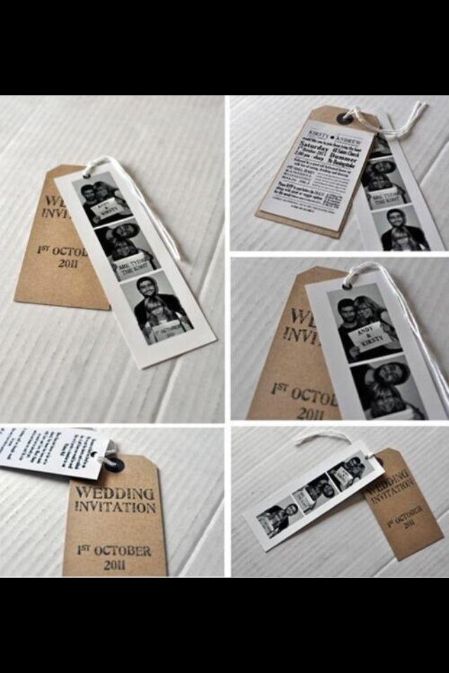 Perfect wedding invitation ideas