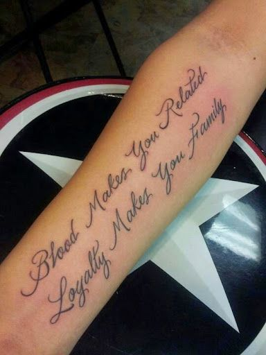 80 Best Life Quotes Tattoo Pictures   How to Tattoo?