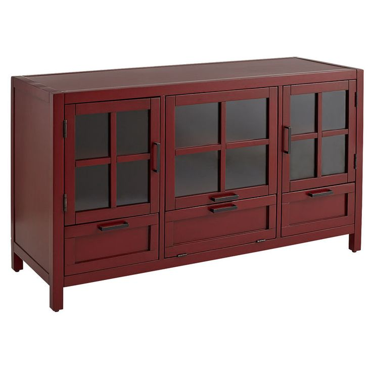 Sausalito medium tv stand antique red cast iron home decor furniture ideas tvs antiques Home design imports furniture