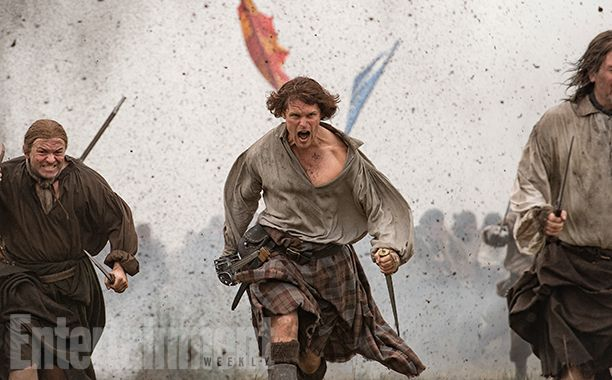Here are some NEW stills from Entertainment Weekly of Outlander Season 3