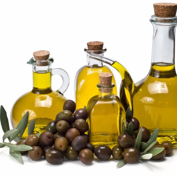 switch vegetable oils for extra virgin olive or organic expeller pressed canola (in glass bottle)