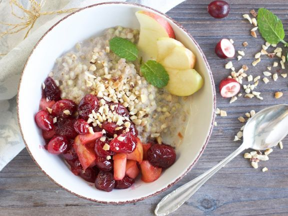 30 best porridge rezepte images on pinterest eat clean breakfast healthy nutrition and rezepte. Black Bedroom Furniture Sets. Home Design Ideas