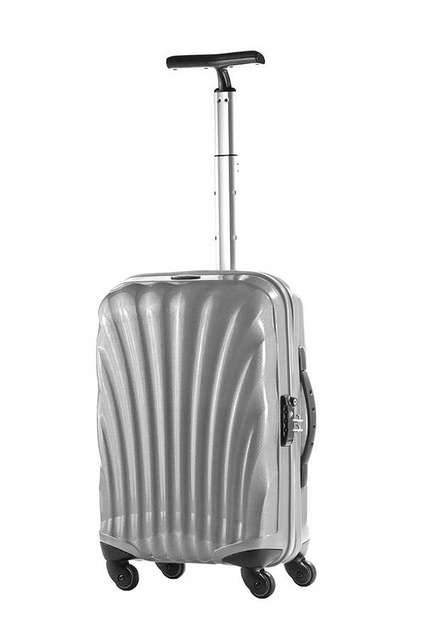 http://airlinepedia.net/hard-sided-luggage.html The best and most highly rated hard sided luggage suitcases and models by consumers. Also the most revolutionary models and technologies associated with hardsided baggage. Samsonite Cosmolite 4 Wheel Spinner 55cm/20inch Cabin Case