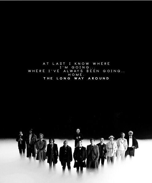6th Day- Favorite Special Episode- Day of the Doctor- TEN, ELEVEN, ROSE, AND CLARA ALL IN ONE SHOW!!!