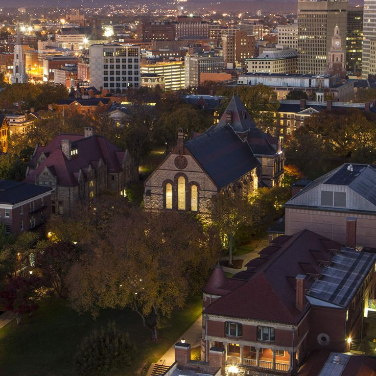The 25 most beautiful college campuses in America - Brown University, Providence, Rhode Island