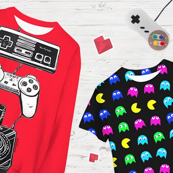 Check our Special Offer & Dress like a true gamer 🎮  Grab The Best Designs in Atari Style 30% OFF! 😎👇  https://liveheroes.com/en/product/special-offers