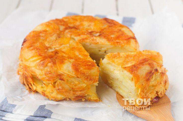"""""""Картофельная запеканка с сыром"""" - cамый вкусный рецепт :)"""