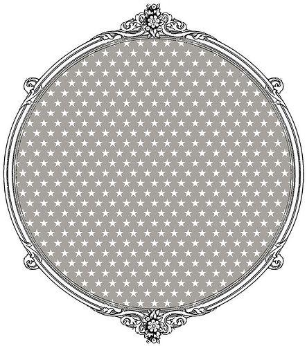 8 Small Stars (greige) - free printable digital patterned paper set SAMPLE