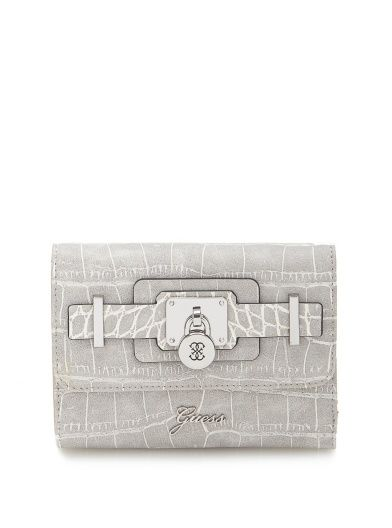 Greyson croc print Wallet