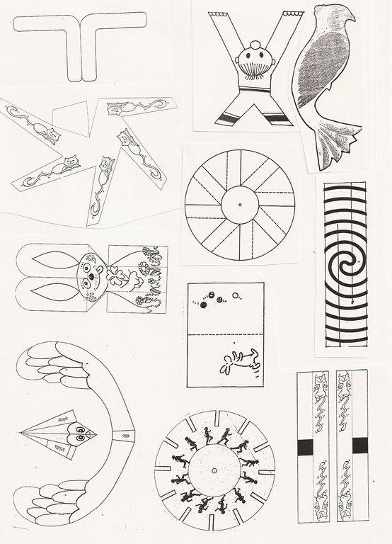 Fyzika nás baví - Hračky z papíru
