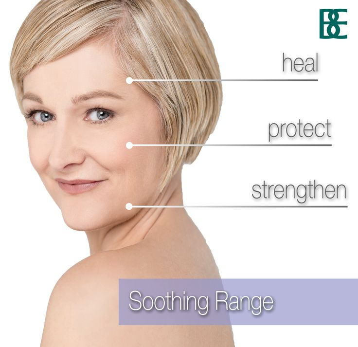 BE's Soothing Range focuses not only on being anti-inflammatory but on hydration & protecting the skins own moisture.