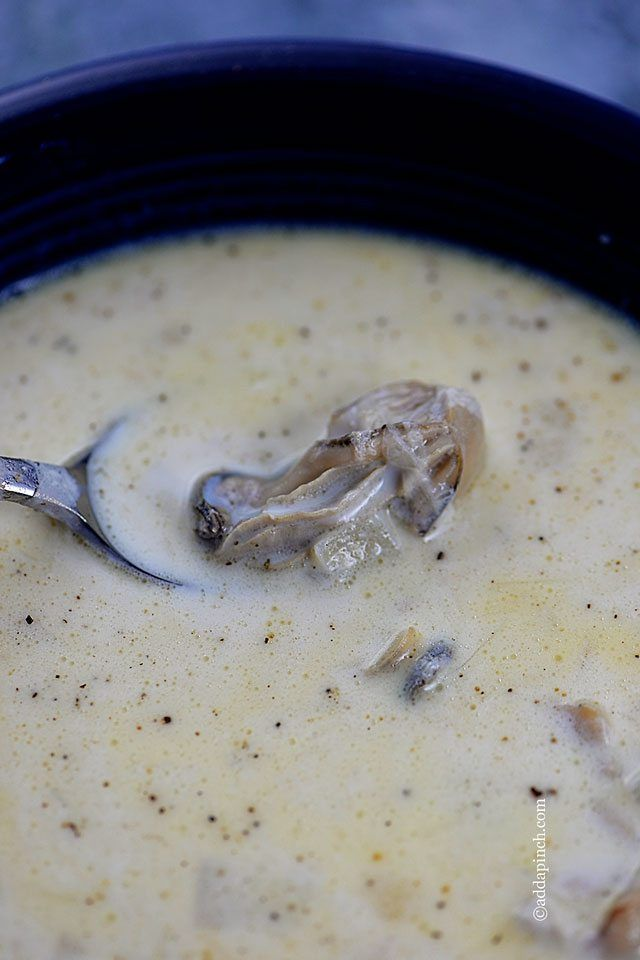 This Oyster Stew Recipe is full of delicious seafood flavor. Get this family favorite oyster stew recipe you are sure to love.