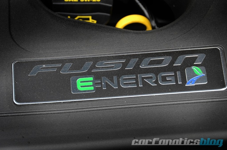 ford fusion energi horsepower