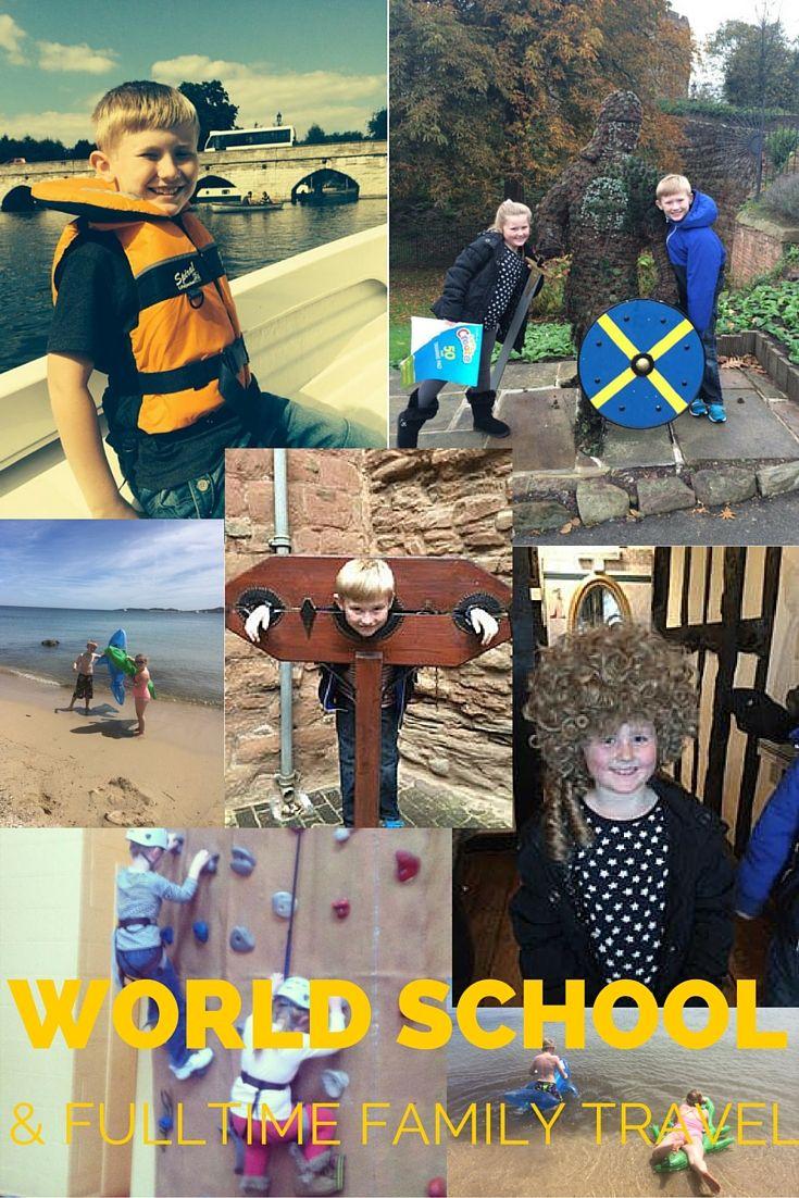 World School - Travel World Wide With Kids