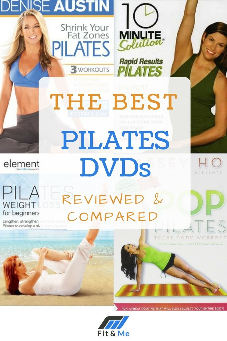 Finding the best Pilates DVD isn't as easy as you may think. Discover our top 5 picks of Pilates DVDs and what makes them stand out from the rest!