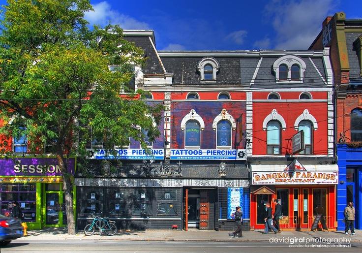 Queen Street, Toronto: David Giral Photography